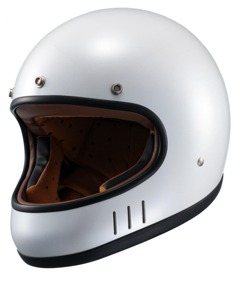 MNF2 DRILL フルフェイスヘルメット パールホワイト Mサイズ MARUSHIN(マルシン)