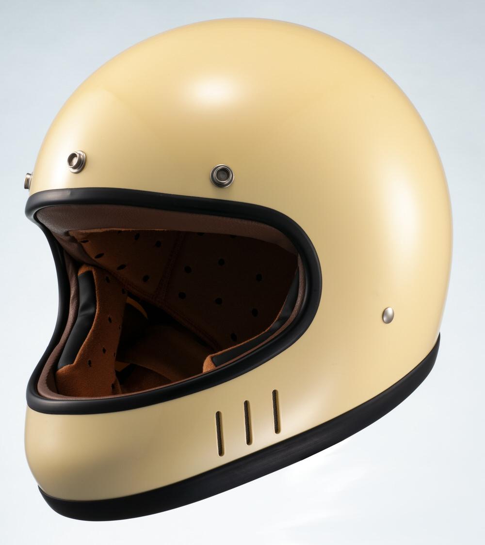 MNF2 DRILL フルフェイスヘルメット アイボリー Lサイズ MARUSHIN(マルシン)