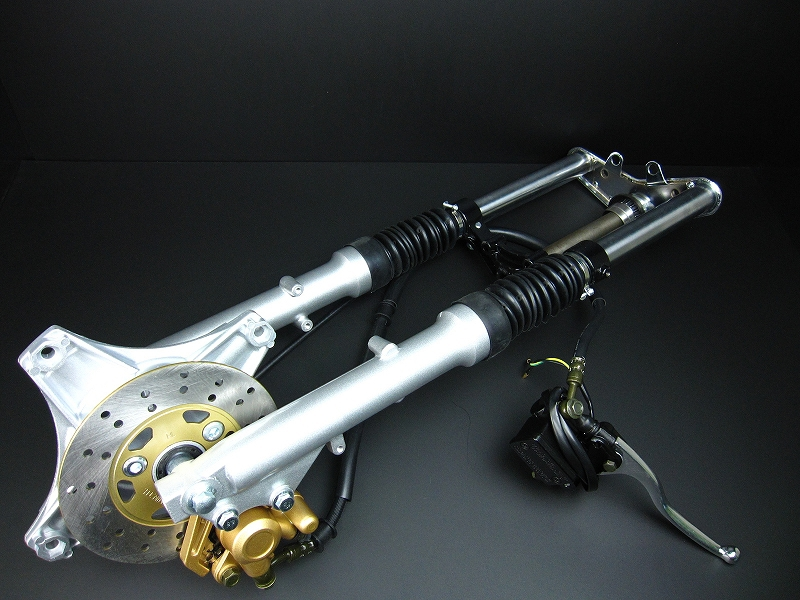 ダックス(DAX) フロントショックディスク31パイ蛇腹付き MINIMOTO(ミニモト)