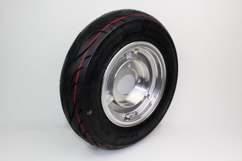 モンキー(MONKEY)/ゴリラ アルミ製ホイール8インチ2.50JタイヤセットBタイプ MINIMOTO(ミニモト)