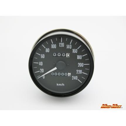 Z1/Z2タイプ240kmスピードメーター MAD MAX(マッドマックス) Z1・Z2