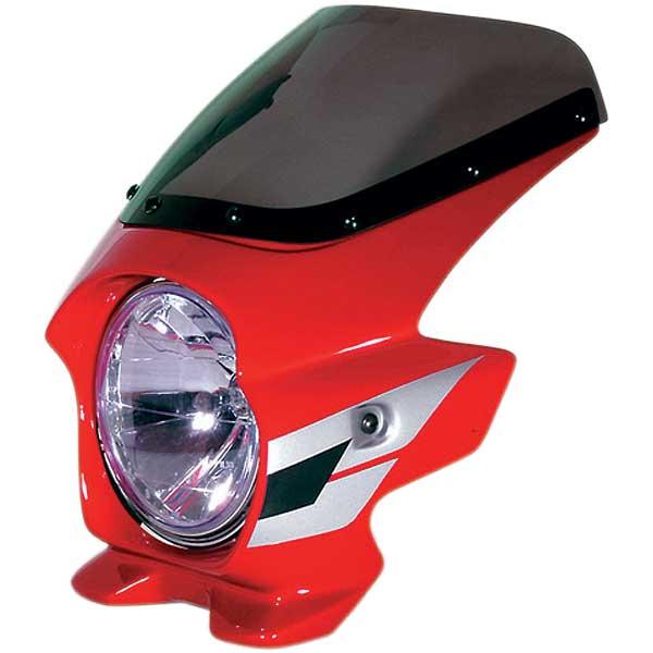 <title>送料無料 Nプロジェクト ブラスター2 STDスクリーンビキニカウル CB400SF HYPER VTEC 超歓迎された Spec3 キャンディブレイジングレッド ウイングライン</title>