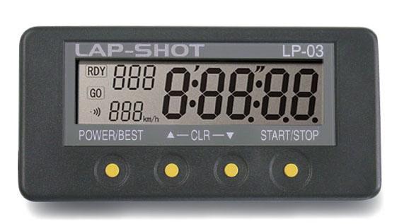 LAP SHOT3(ラップショット3) 9VバッテリーBOX仕様 N PROJECT(エヌプロジェクト)