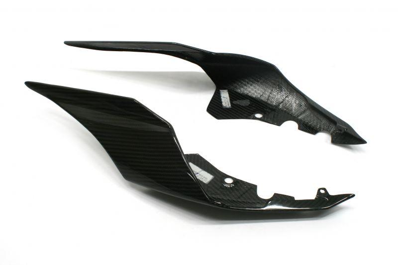 テールカウル 左右セット スモークブラック NEXRAY(ネクスレイ) YZF-R1(ABS)/R1M(15~16年)