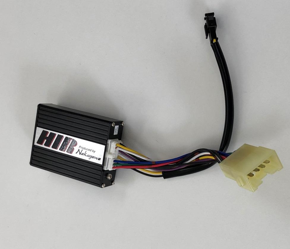 GPZ900R FULL POWER(A1~A11)輸出仕様車 HIR(ハイパーイグニッションリーダー) TG-Nakagawa(TG中川)