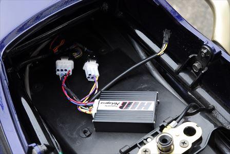 ZRX1200 国内仕様 イモビライザー無し車両 HIR(ハイパーイグニッションリーダー) TG-Nakagawa(TG中川)
