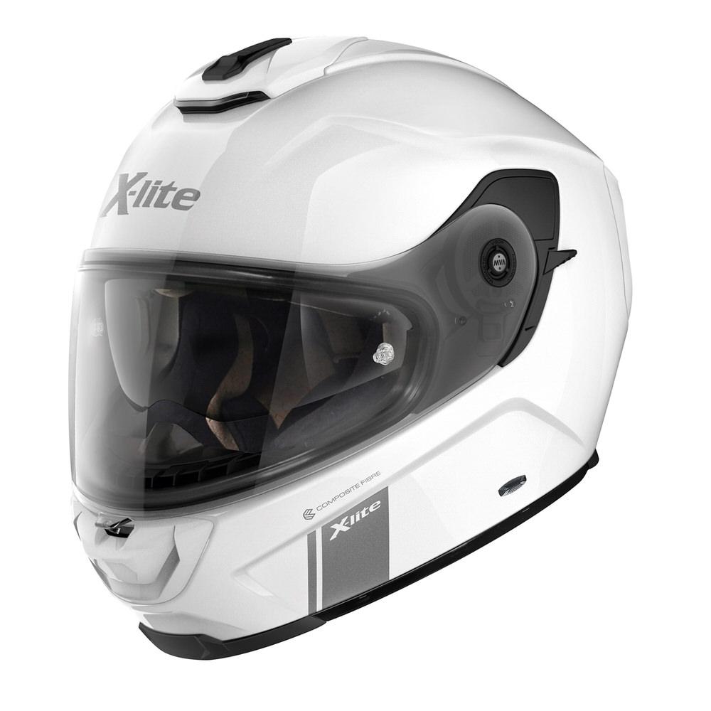 X-lite X-903 モダンクラス ホワイト/3 フルフェイスヘルメット Lサイズ NOLAN(ノーラン)