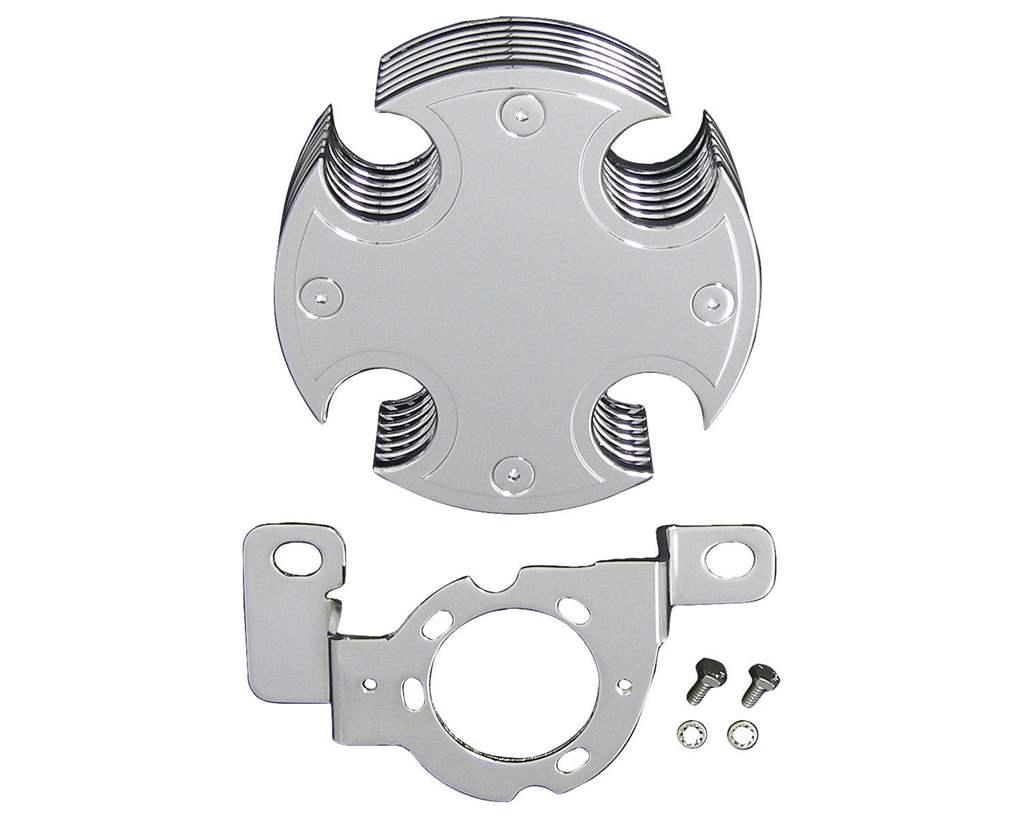 ビレットフィン エアクリーナー サークルクロス NEO FACTORY(ネオファクトリー)