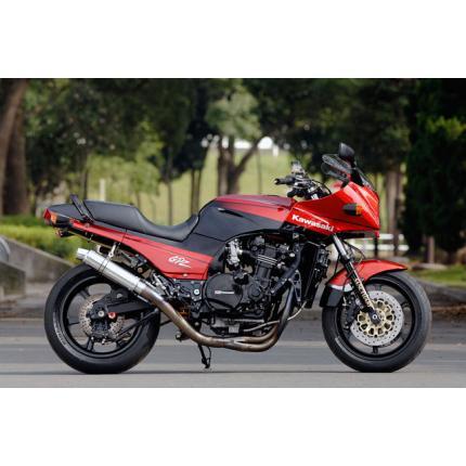 【感謝価格】 4in1機械曲げチタンEXマフラー(ロングテールUP)アルミ90 NITRO NITRO RACING(ナイトロレーシング) GPZ900R Ninja(ニンジャ), ハキハキ工房 クレオのスリッパ:d3b1d19c --- statwagering.com