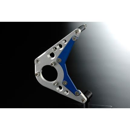 クラッチレリーズプレートKIT シルバー/ブルー NITRO RACING(ナイトロレーシング) ZRX1100・ZRX1200