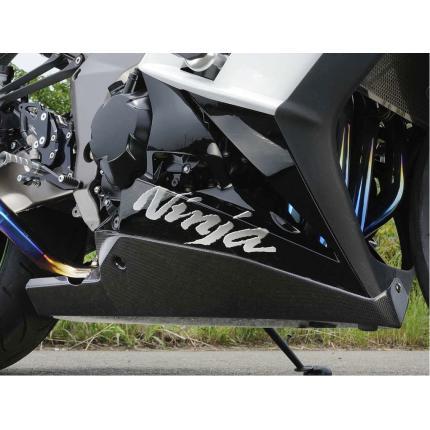 Ninja1000(ニンジャ)11~14年 アンダーカウルカーボン平織 ノジマエンジニアリング(NOJIMA ENGINEERING)