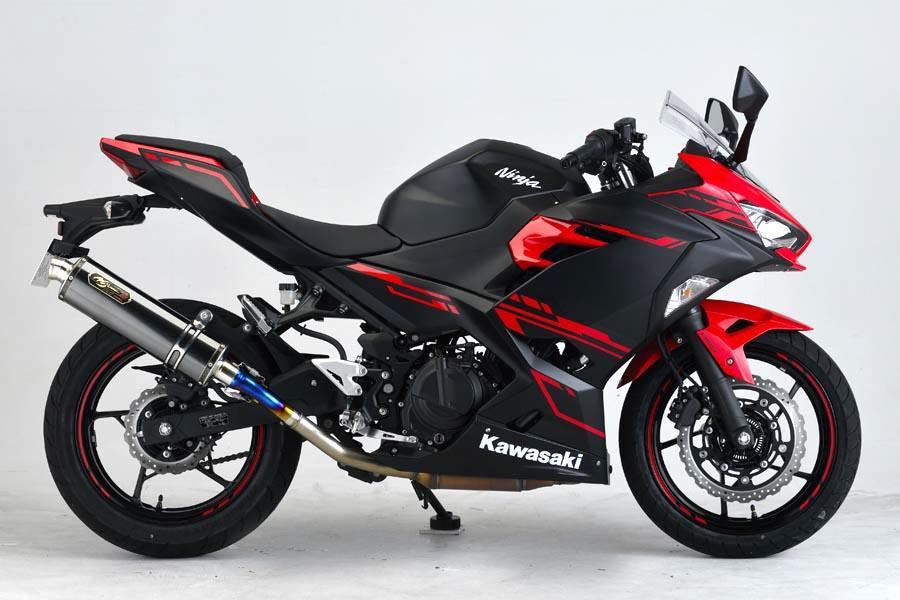 <title>送料無料 GTミドル DLCチタン タイムセール スリップオンマフラー ノジマエンジニアリング NOJIMA ENGINEERING Ninja250 ニンジャ250 18~20年</title>