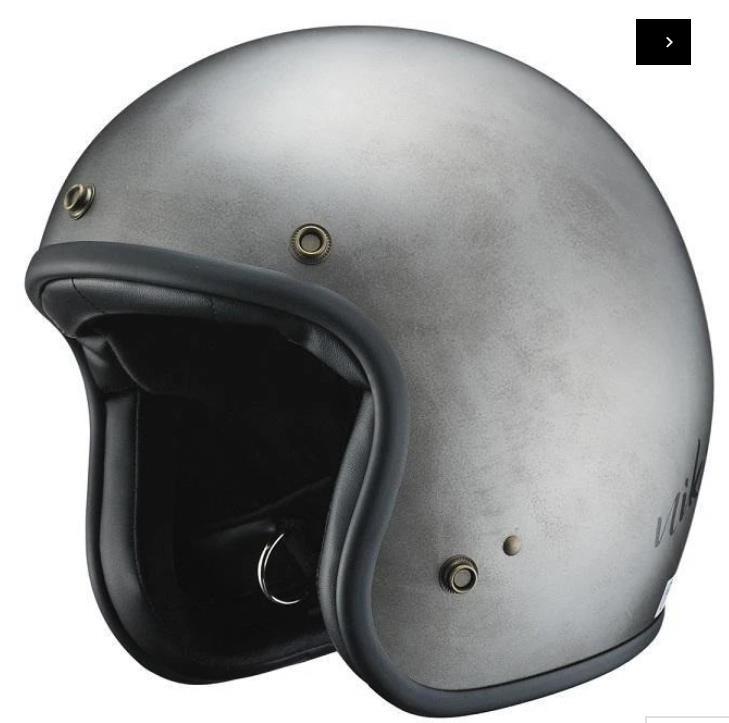 NHL8-20 Scratch ヘルメット シルバー 57-59cm NIKITOR(ニキトー)