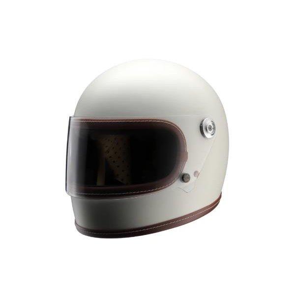 Retro-One ヘルメット オフホワイト Mサイズ NIKITOR(ニキトー)