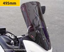 V-Strom 650(12年~) アドベンチャー・スクリーン ライトスモーク Powerbronze(パワーブロンズ)