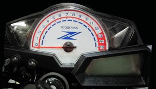 Z250(13年~) ELメーターパネル ODAX(オダックス)