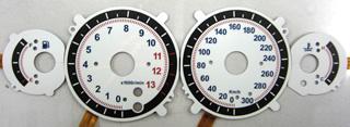 GSX1300R 隼ABS(13~15年) ELメーターパネル タイプH-9 ODAX(オダックス)