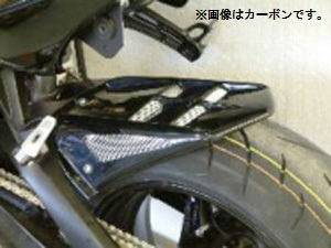B-KING(08~12年) Hugger メッシュド・インナーフェンダー(ブラック/シルバーM タイプB) Powerbronze(パワーブロンズ)