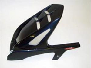YZF-R1(09~14年) Hugger メッシュド・インナーフェンダー(ブラック/シルバーM タイプB+C) Powerbronze(パワーブロンズ)