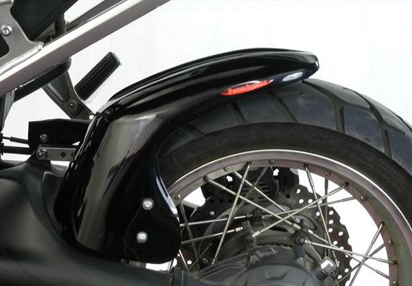 XT1200Z(10~14年) Hugger メッシュド・インナーフェンダー(ブラック/ノンメッシュ タイプD) Powerbronze(パワーブロンズ)