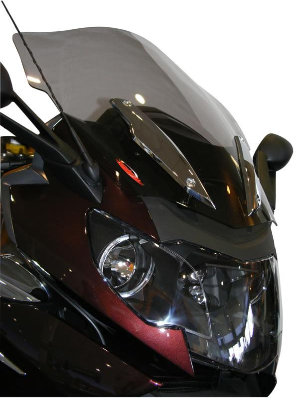 BMW K1600GTL(11年~) スポーツ・スクリーン 660mm (ライト・スモークカラー/タイプF) Powerbronze(パワーブロンズ)