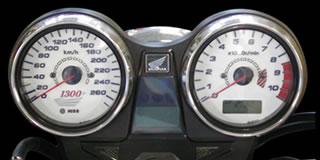 ELメーターパネル(03~04) ODAX(オダックス) CB1300SF・SB