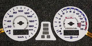 ELメーターパネル ODAX(オダックス) CB400SF・SB