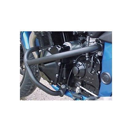 バンディット1200(BANDIT)K6 エンジンガード スチール製 ブラック レンテック(RENNTEC)