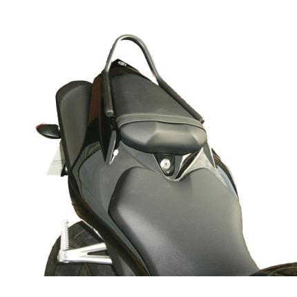YZF-R1 07~08年 グラブレール スチール製 ブラック レンテック(RENNTEC)