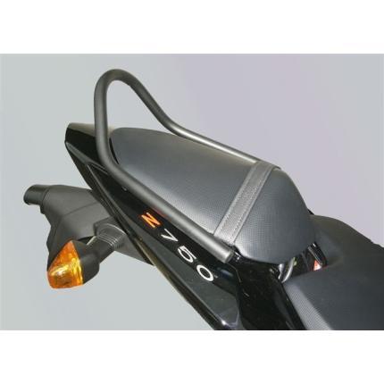 Z1000 07~09年 グラブレール スチール製 ブラック レンテック(RENNTEC)