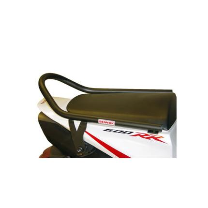 CBR600RR 07~12年 グラブレール スチール製 ブラック レンテック(RENNTEC)