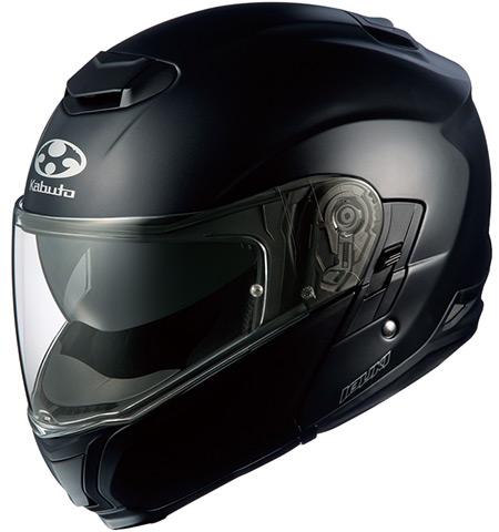 IBUKI(イブキ) フラットブラック S(55-56cm) システムヘルメット OGK