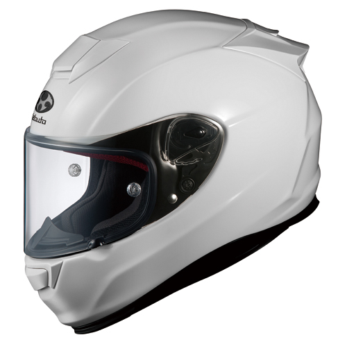 RT-33 ホワイト Mサイズ フルフェイスヘルメット OGK(オージーケー)