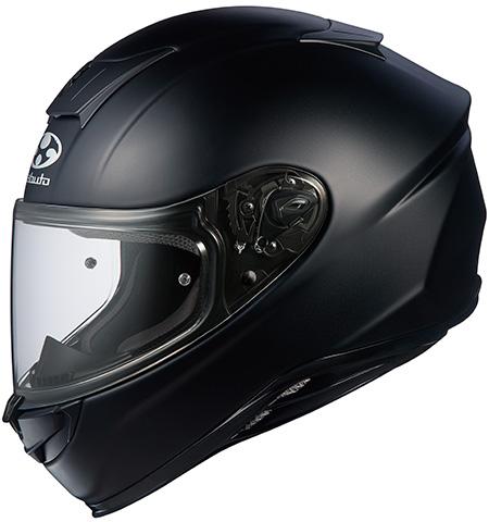 エアロブレードファイブ フルフェイスヘルメット フラットブラック XLサイズ OGK