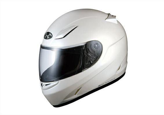 FF-R3 パールホワイト サイズ:M(57-58cm)フルフェイスヘルメット OGK(オージーケー)
