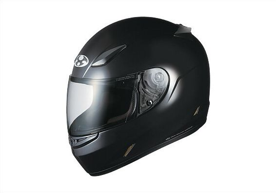 FF-R3 ブラックメタリック サイズ:L(59-60cm未満)フルフェイスヘルメット OGK(オージーケー)