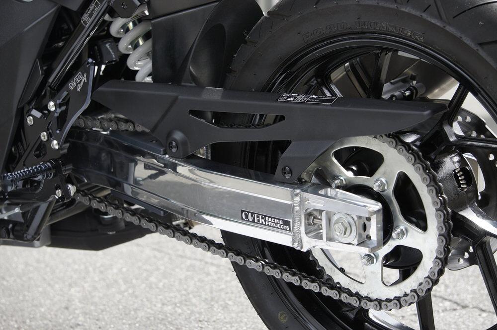 スイングアーム タイプ7 OVER(オーバーレーシング) GSX250R