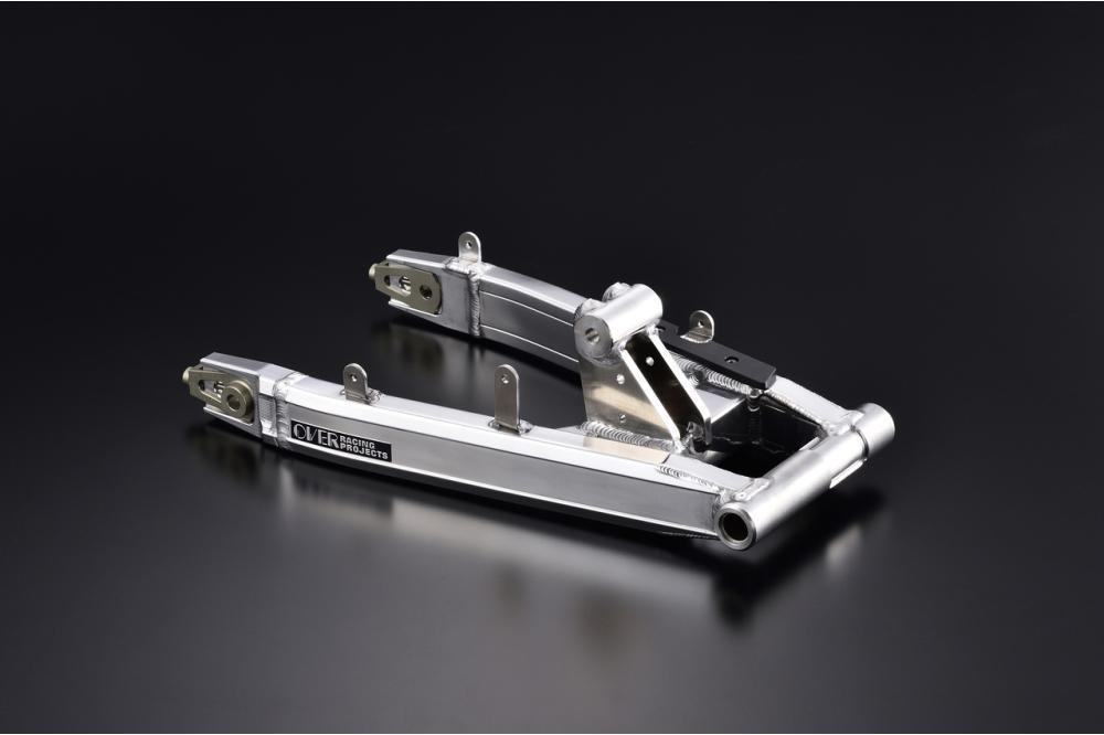Z125PRO(プロ) スイングアーム OVタイプ スタビ無/+5cm OVER(オーバーレーシング)