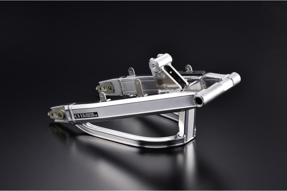 Z125PRO(プロ) スイングアーム OVタイプ スタビ付/+5cm OVER(オーバーレーシング)