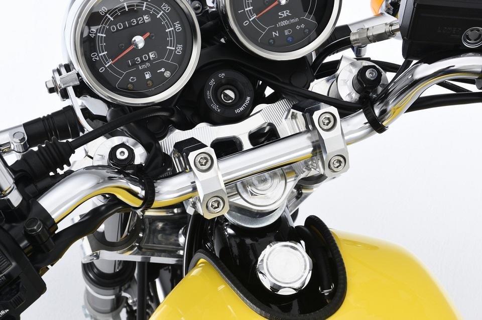 ステムキット OVER(オーバーレーシング) SR400