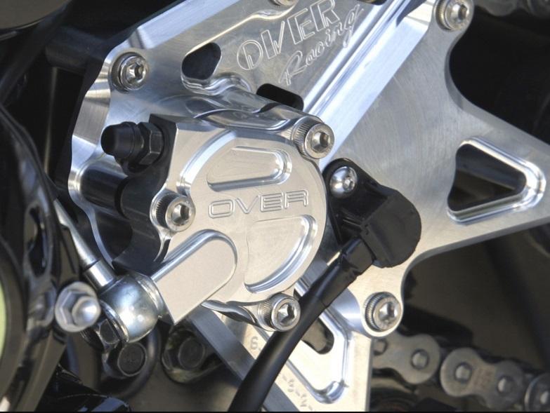 ZRX1200 DAEG(ダエグ) ライトタッチ クラッチキット OVER(オーバーレーシング)