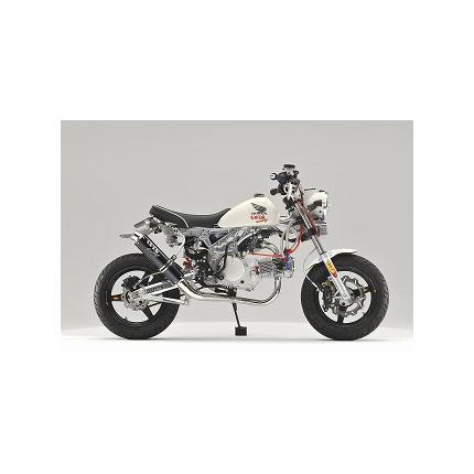 RACING-DOWN カスタム (Racing Down MuFFleR Custom) OVER RACING(オーバーレーシング) MONKEY