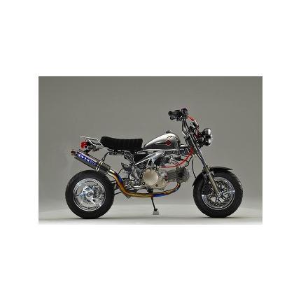 チタン/カーボン SP2 (Titanium/CaRbon SP2) OVER RACING(オーバーレーシング) MONKEY