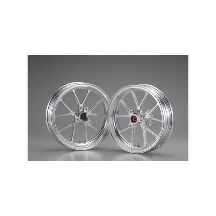 スポーツホイール シルバー 2.50-12/2.75-12 セット OVER RACING(オーバーレーシング) KSR110