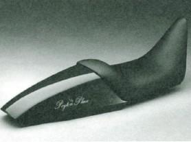 オリジナルシングルシート SRX400/SRX600(~'89) ペイトンプレイス SRX400/SRX600('85~'89)