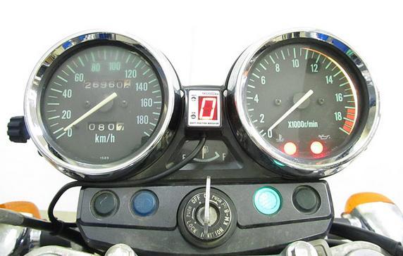 バリオス(BALIUS)II(97~07年) SPI-K68 シフトポジションインジケーター車種専用キット PROTEC(プロテック)
