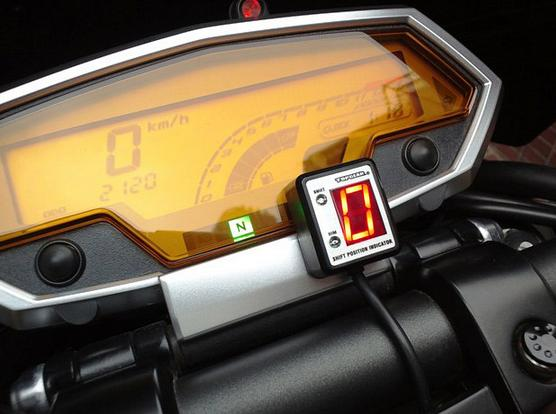 Z1000(ABS車共通)10年~ SPI-K73 シフトポジションインジケーター車種専用キット PROTEC(プロテック)