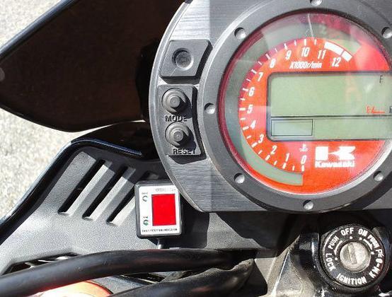 Z1000(03~06年) SPI-K60 シフトポジションインジケーター車種専用キット PROTEC(プロテック)