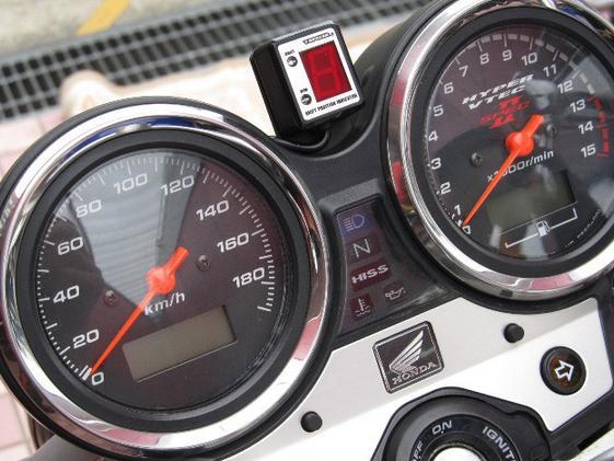 【着後レビューで 送料無料】 CB400SF H-VTEC SPEC-2(02~03年) CB400SF SPI-H24 シフトポジションインジケーター車種専用キット SPI-H24 PROTEC(プロテック), ノーザンブルー 電話機日用雑貨:1308c8aa --- supercanaltv.zonalivresh.dominiotemporario.com