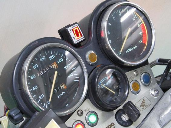 CB1000SF BIG-1(92~93年) SPI-H25 シフトポジションインジケーター車種専用キット PROTEC(プロテック)